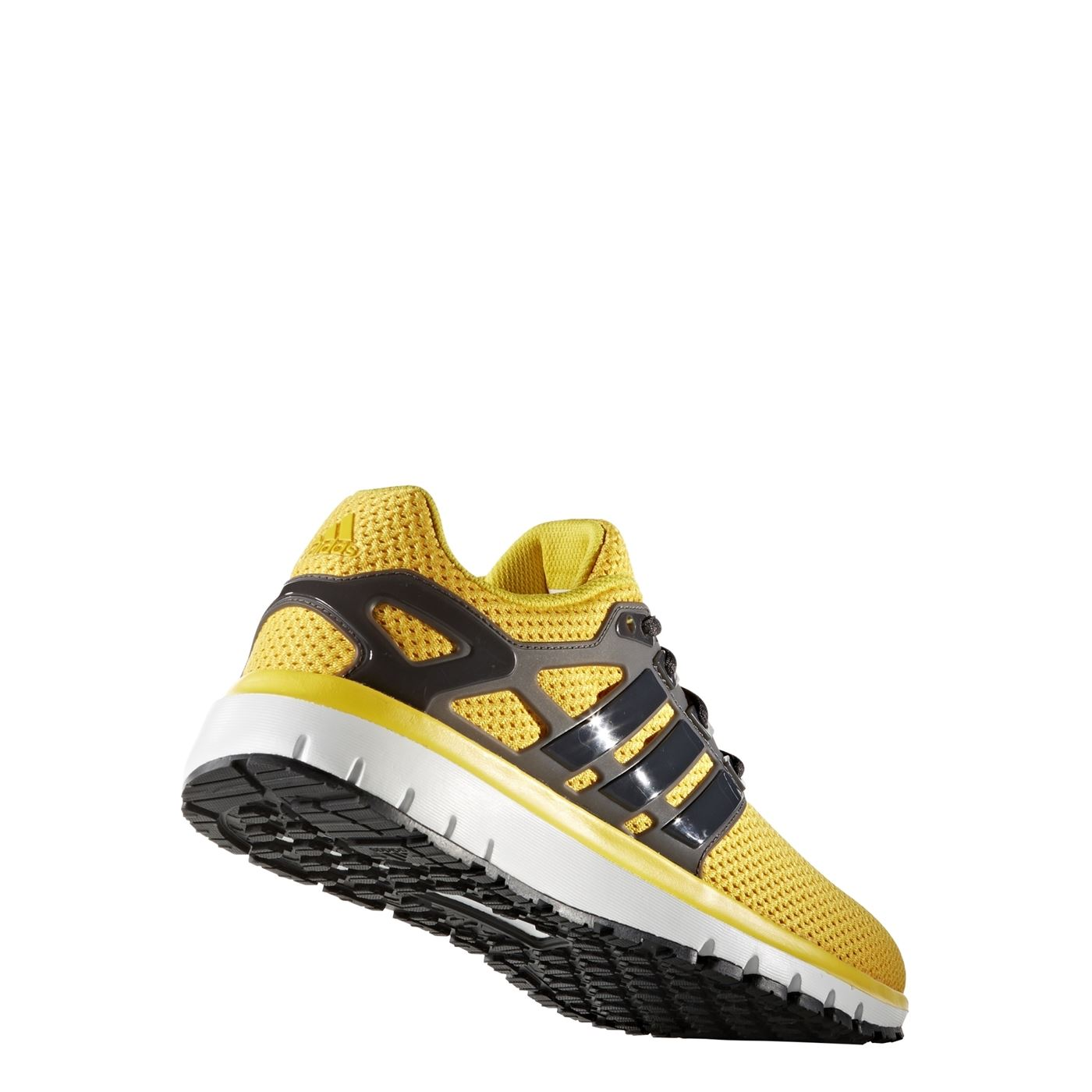 ... adidas Energy Cloud WTC Running Shoes Mens Yellow Grey Fitness Trainers  Sneakers 63e76783e54