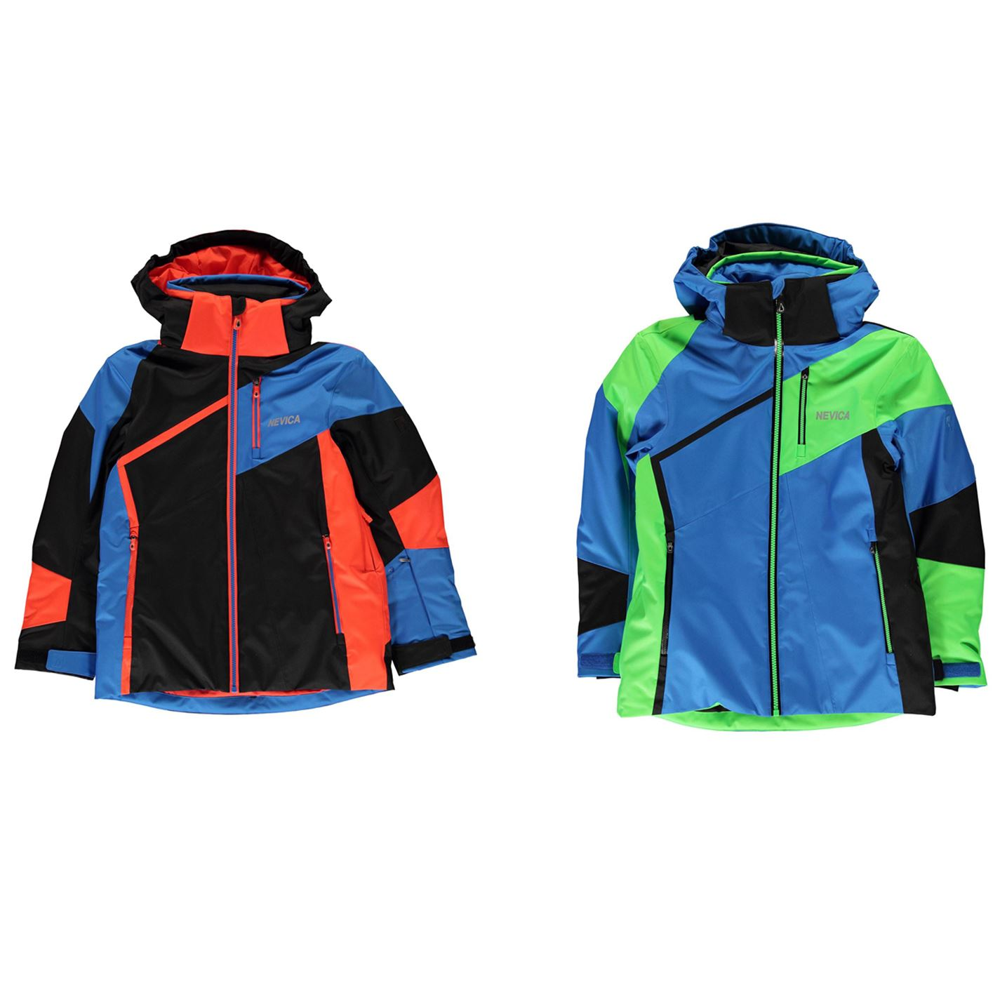 ... Nevica Vail Ski Jacket Junior Boys Snow Coat Skiing Outerwear ... 388086f2135