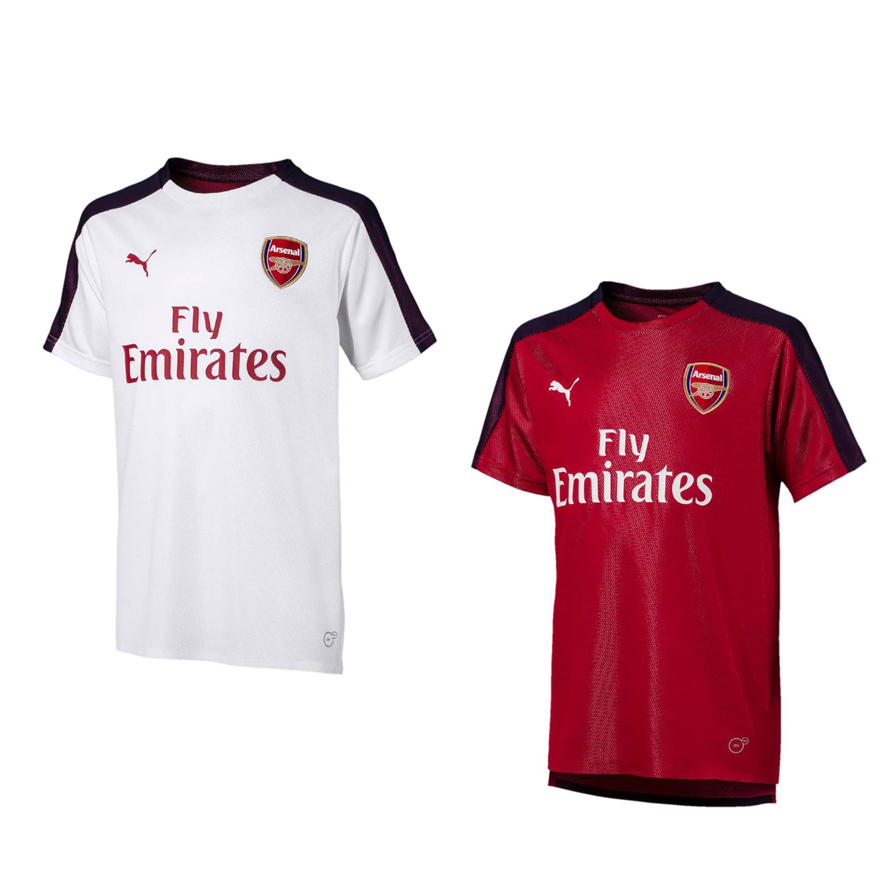 Details about Puma Arsenal Stadium Jersey 2018 2019 Juniors Football Soccer Fan  Shirt Top b309ecb95