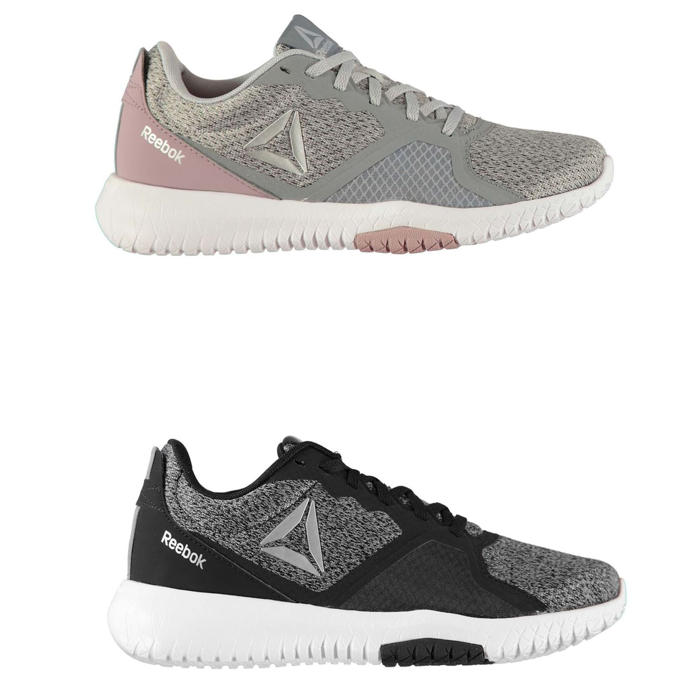 Reebok Flexagon Force Womens Trainers Shoes Ladies Fitness