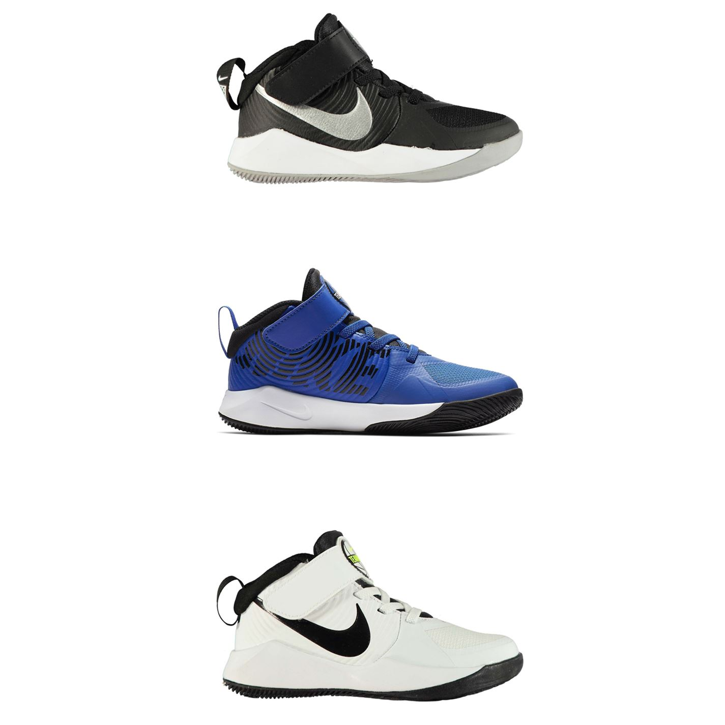 Nike Team Hustle D9 Basketball Shoe Kids' Kids Shoes   DSW
