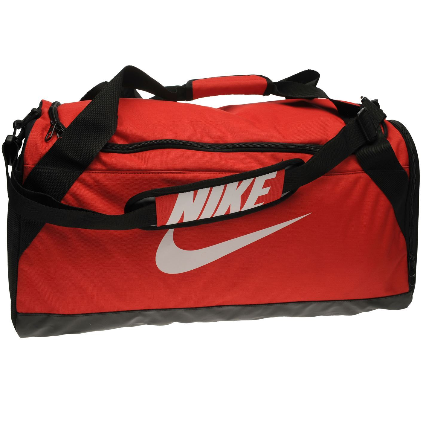 49cf95aba5 ... Sport Nike Brasilia Medium Holdall palestra rosso Kit Borsa Carryall ...