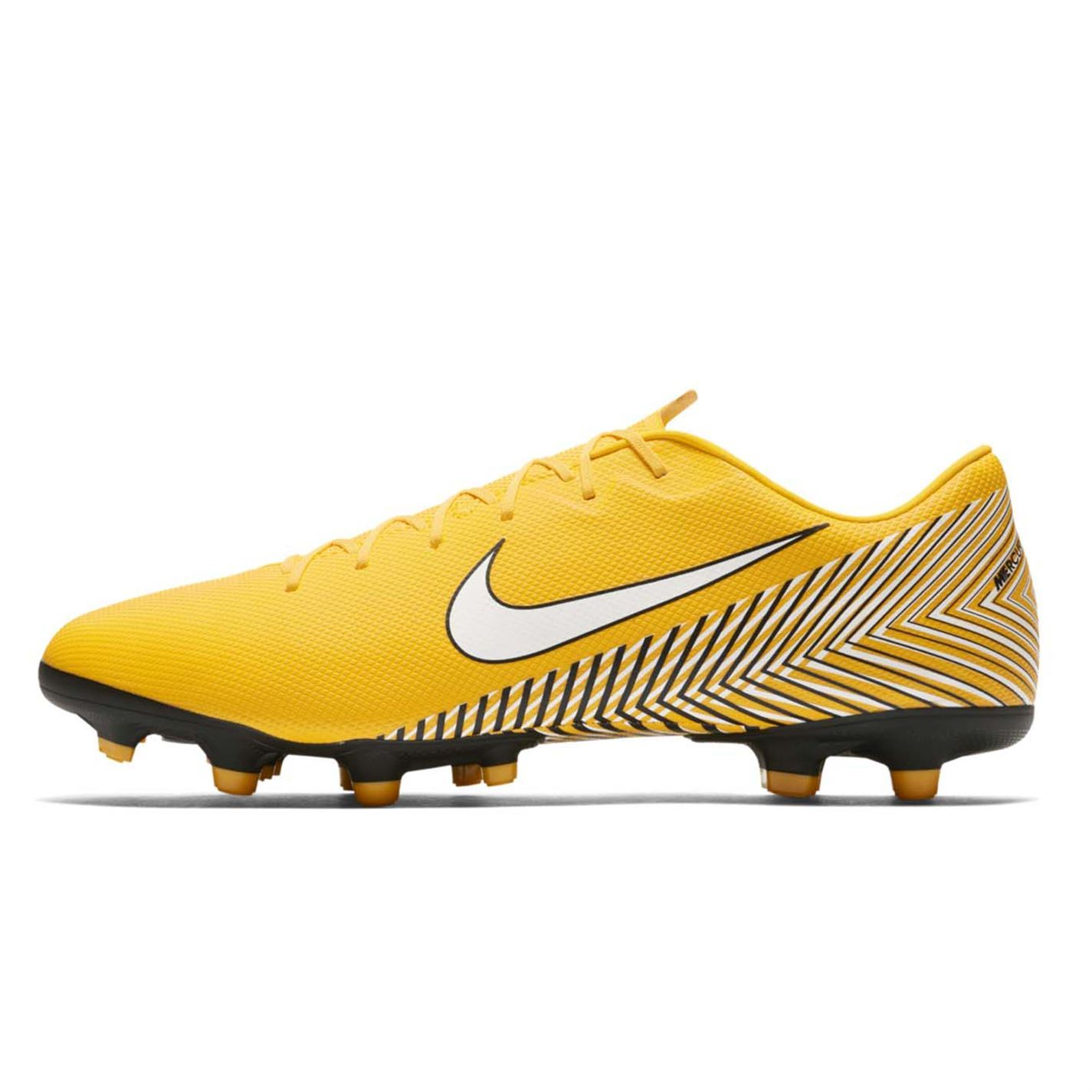 491f31df68e0 ... Nike Mercurial Vapor Academy Neymar FG Football Boots Mens Yellow  Soccer Cleats ...