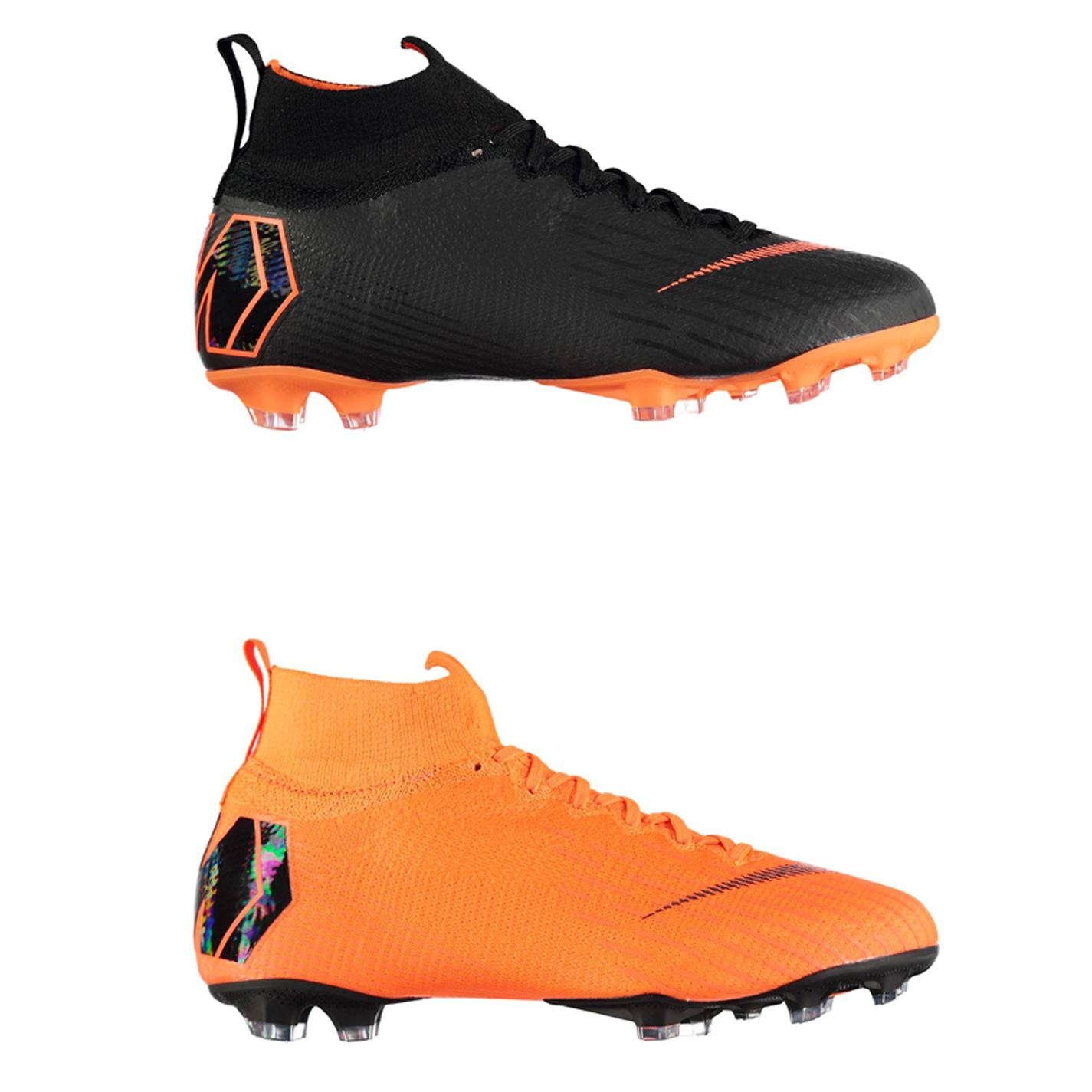 Dettagli su Nike Al Mercurio Superfly Elite Firm Ground Calcio Stivali Juniors Tacchetti