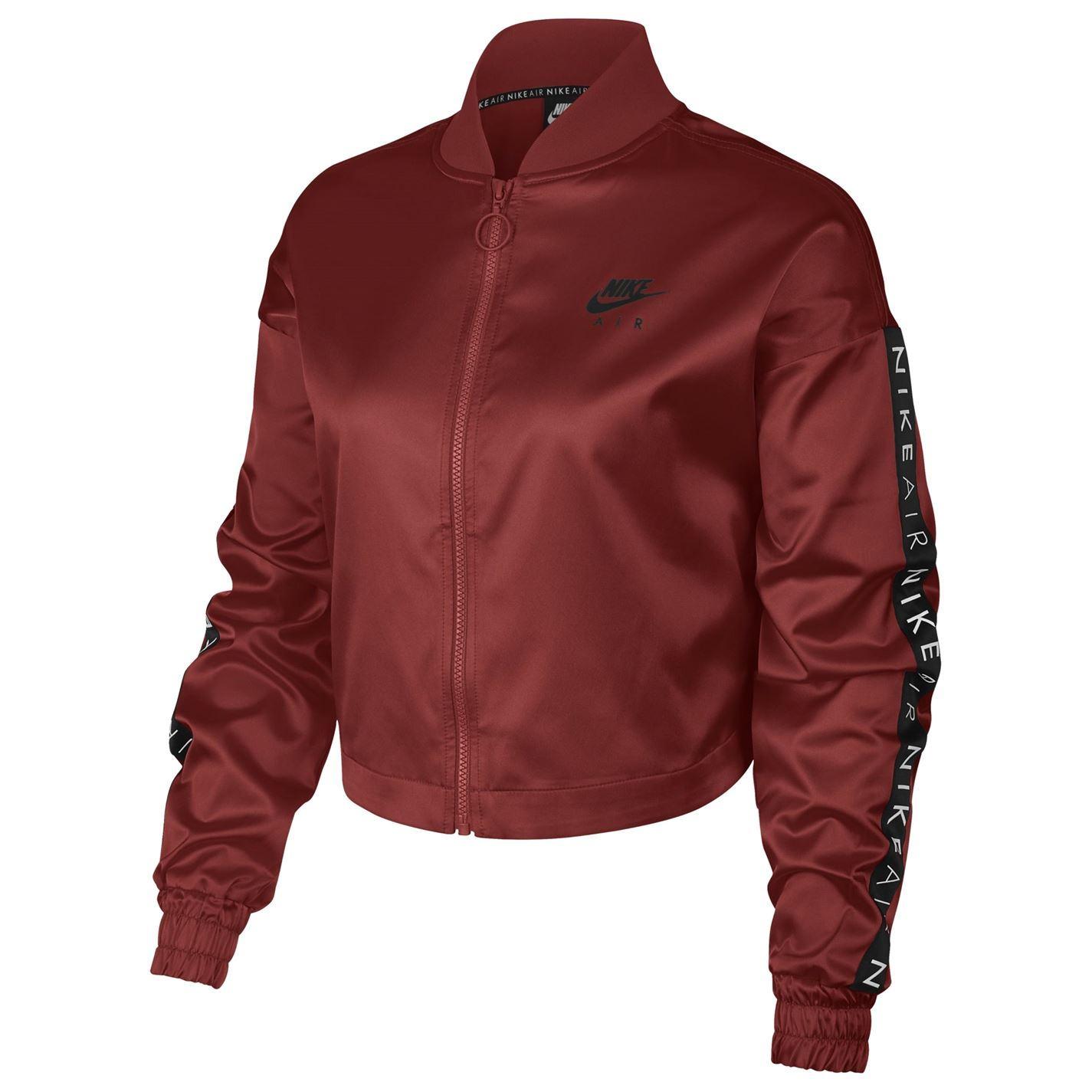 Nike Air Satin Jacket Womens Tracksuit