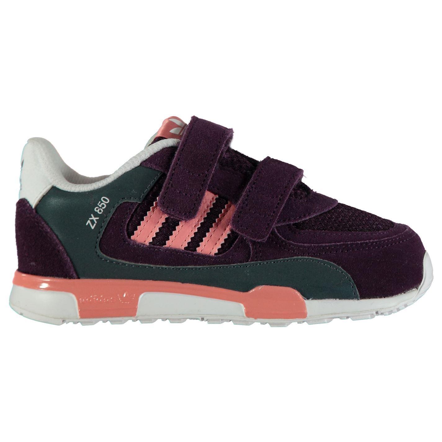 scarpe adidas bimba viola