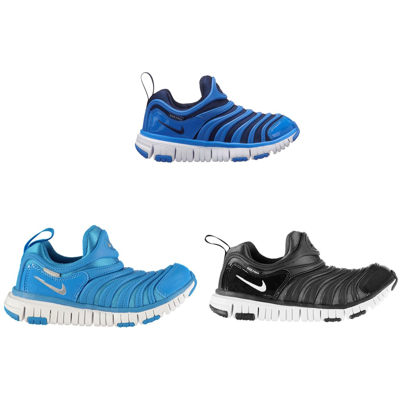 fc8e857f056a Details about Nike Dynamo Free Child Boys Trainers Shoes Footwear