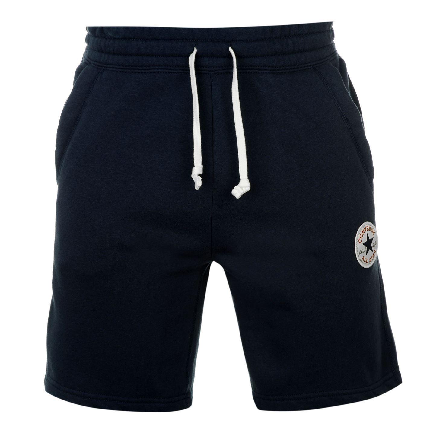 Details about Converse Core Fleece Shorts Mens Pants Shorts Summer Goods show original title