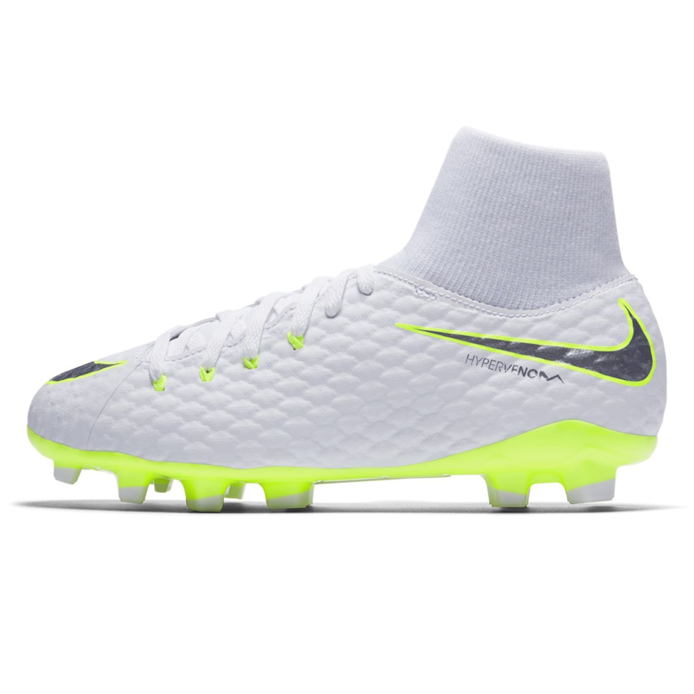 nice shoes latest discount wide range Details about Nike Hypervenom Phantom Academy Firm Ground Football Boots  Juniors Soccer Cleats