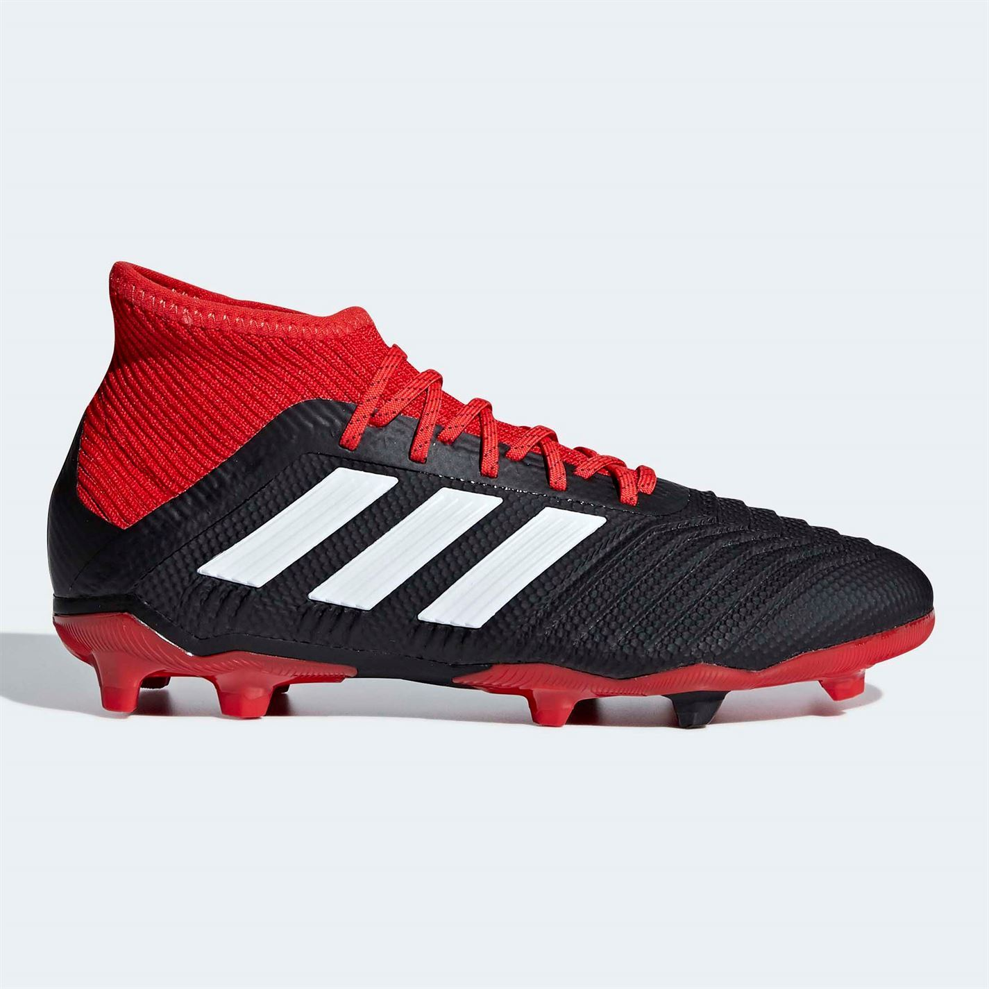 promo code 6e2bd ada0b ... adidas Predator 18.1 FG Firm Ground Football Boots Childs Soccer Shoes  Cleats