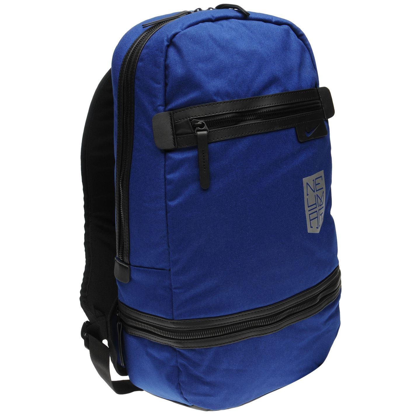 ... Nike Neymar Backpack Royal Blue Sports Gym Bag Rucksack Carryall ... 812db42a944b