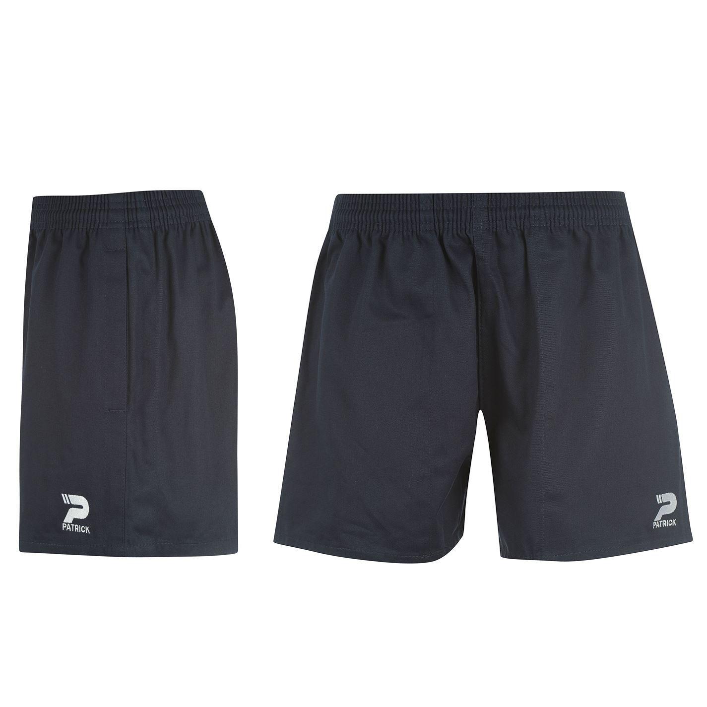 Patrick-Rugby-Shorts-Junior-Boys-Sports-Fan-Bottoms thumbnail 7