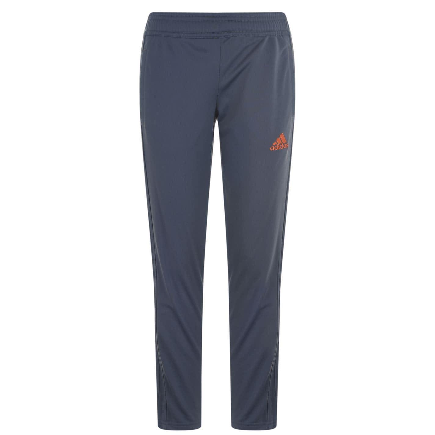 pantaloni arancioni adidas