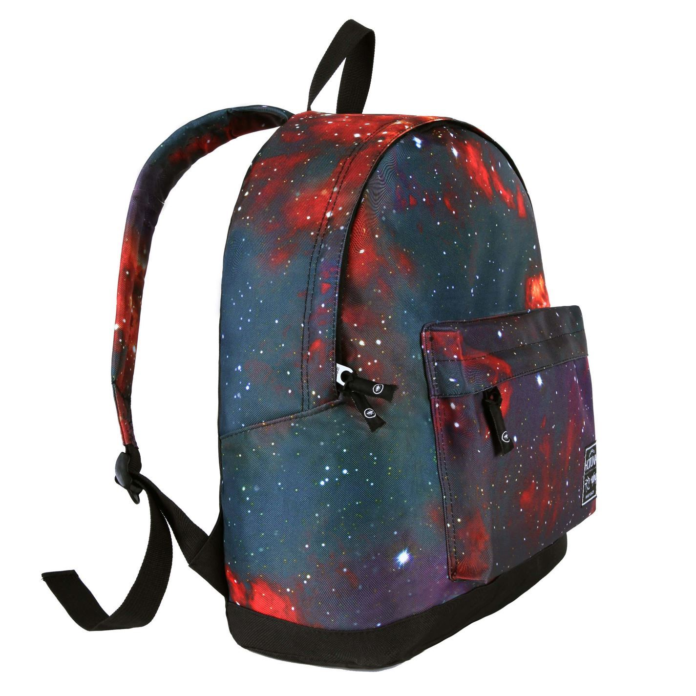 c74b3de51b Details about Hot Tuna Galaxy Backpack Black Red Bag Holdall Carryall  Rucksack Knapsack