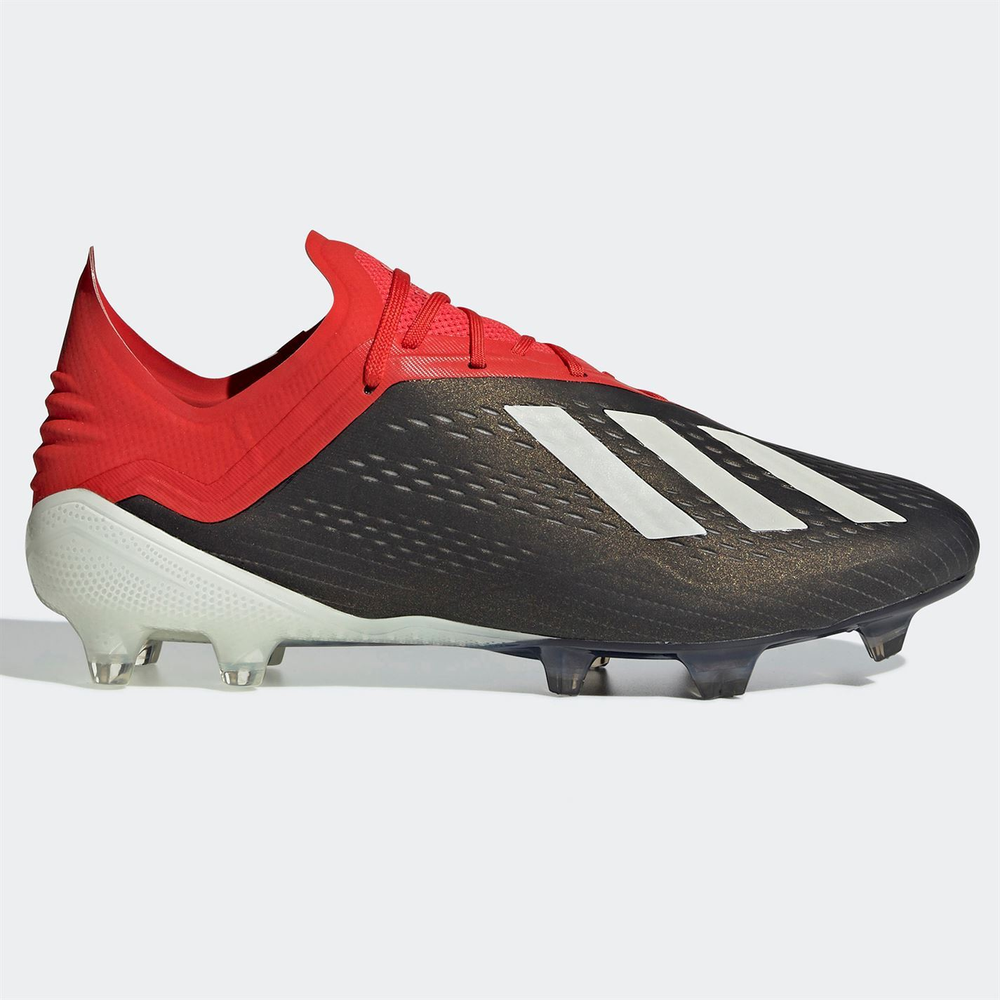 uk availability 79ad4 c2117 ... adidas X 18.1 FG Firm Ground Football Boots Mens Soccer Shoes Cleats
