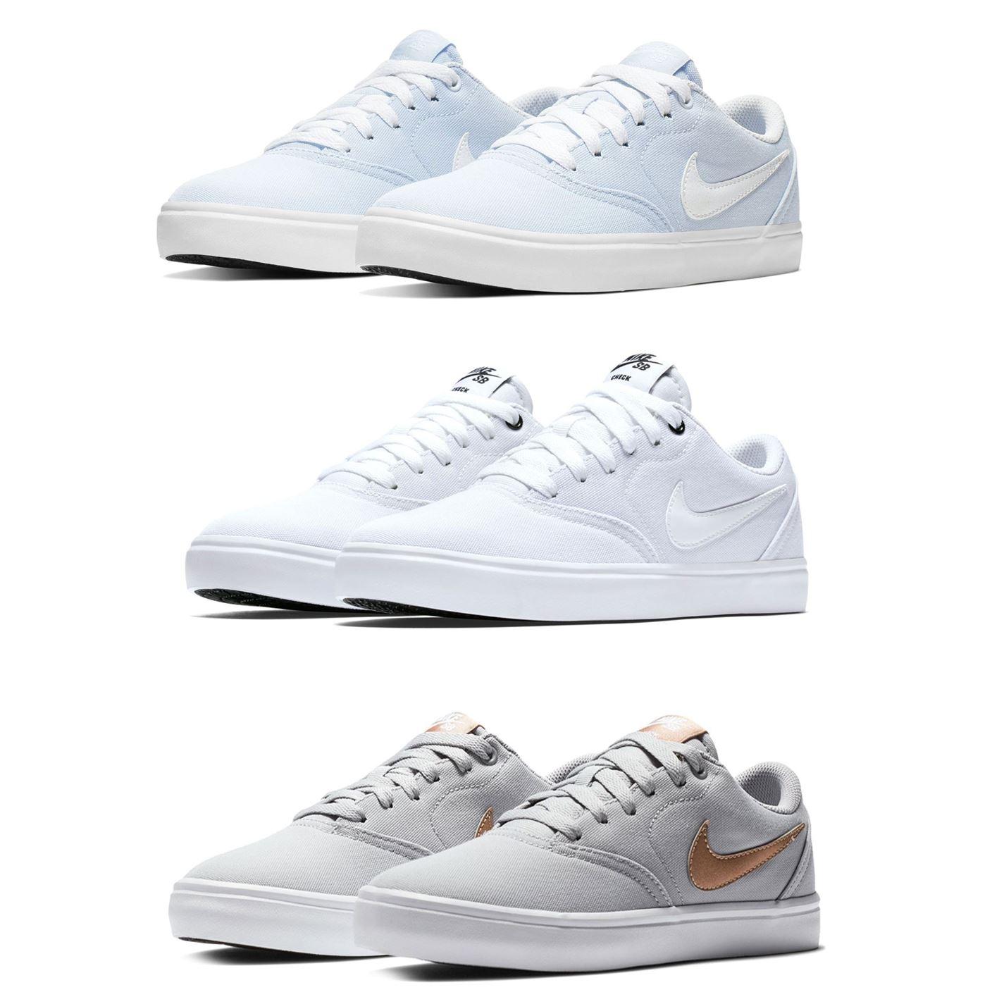 Nike SB Check Solar Skate Shoes Womens