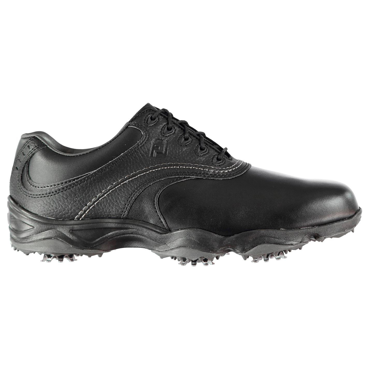 Footjoy-Originals-Golf-Shoes-Mens-Spikes-Footwear thumbnail 10