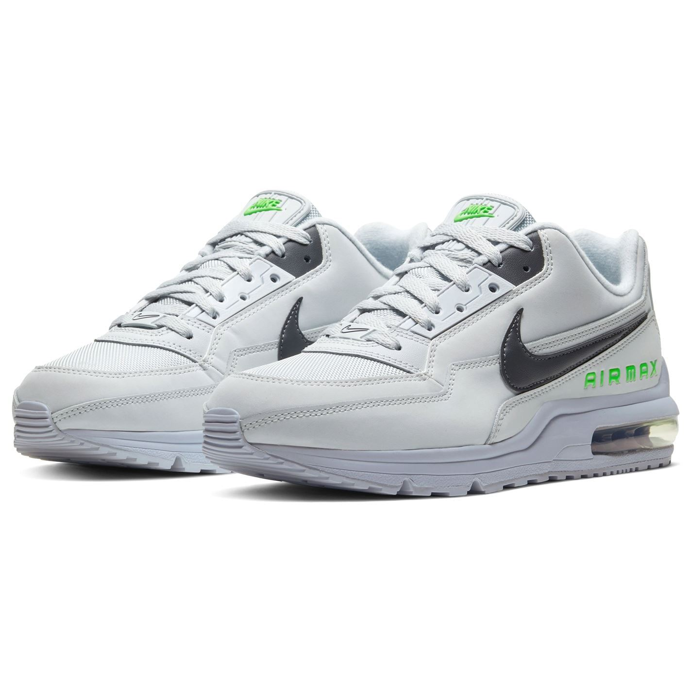 clearance prices biggest discount clearance prices Nike Air Max LTD 3 Trainers Mens Platinum/Grey Athleisure ...