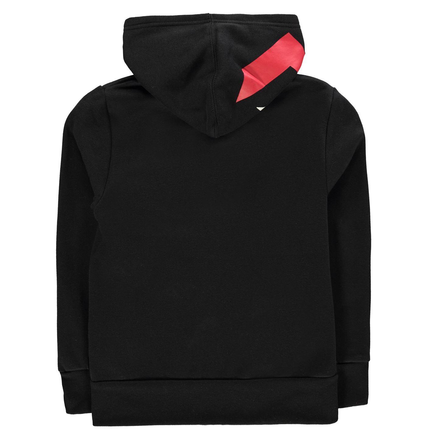 BAKER Kader Sylla Baker 4 Skate Video Black Hooded Sweatshirt Supreme