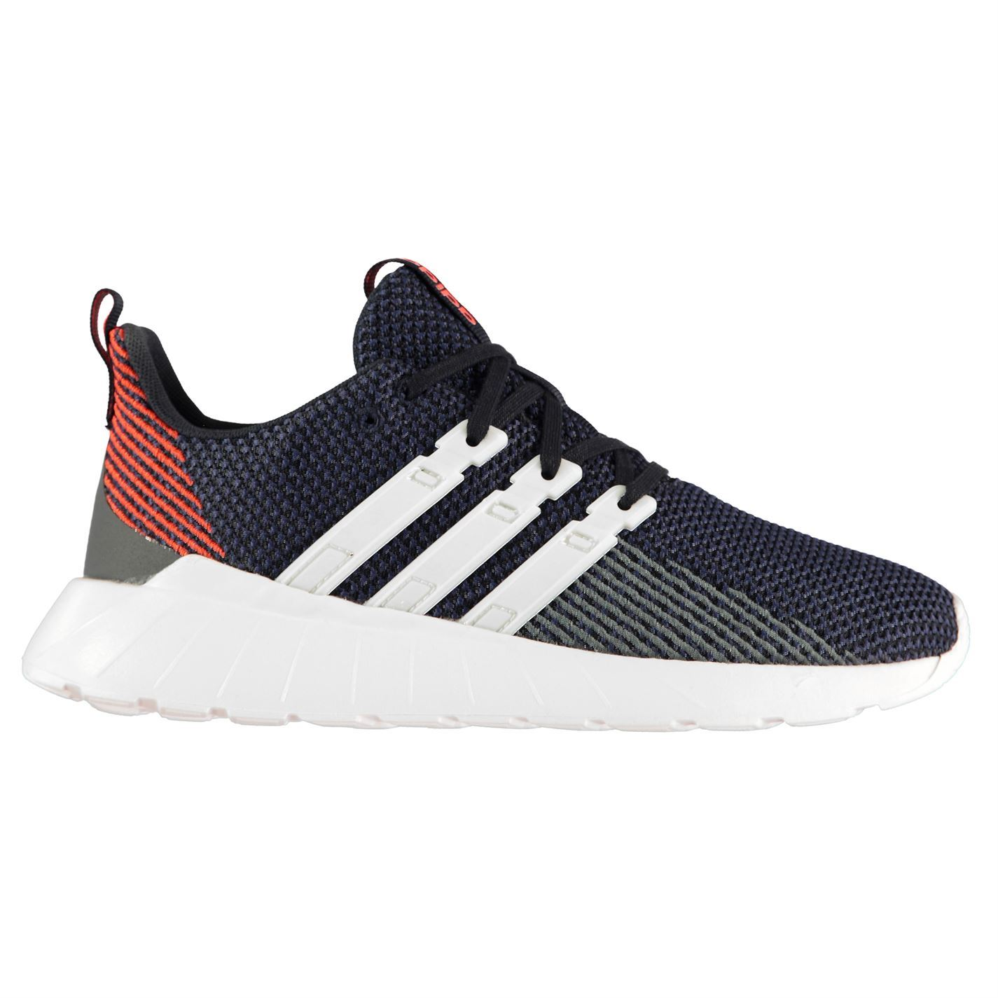 Details about Adidas Questar Flow Junior Boys Trainers Running athleisure shoes show original title