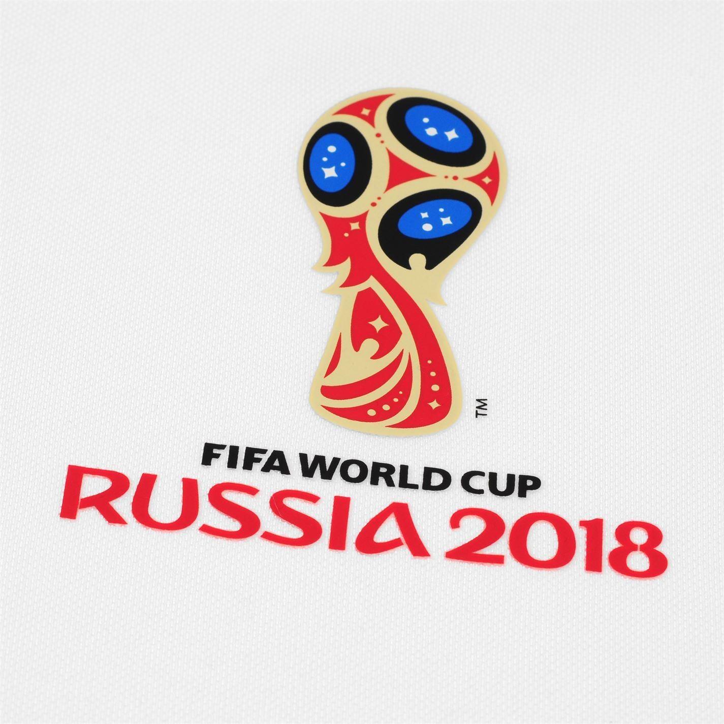 miniature 9 - FIFA Coupe du monde 2018 Angleterre T-Shirt Juniors FOOTBALL SOCCER top tee shirt