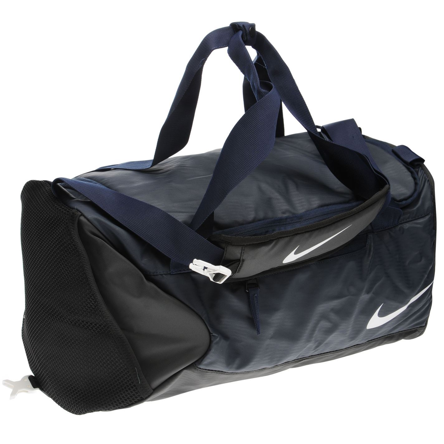 7eec261154e ... Nike Alpha Adapt Cross Body Bag Obsidian Black Shoulder Sports Gym Bag  Holdall ...