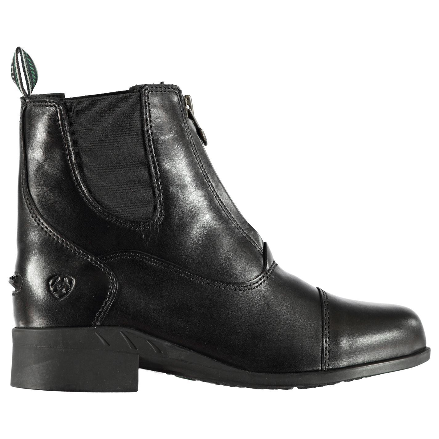 large discount outlet cheaper Details about Ariat Devon IV Paddock Boots Juniors Boys Shoes Boot Kids  Footwear