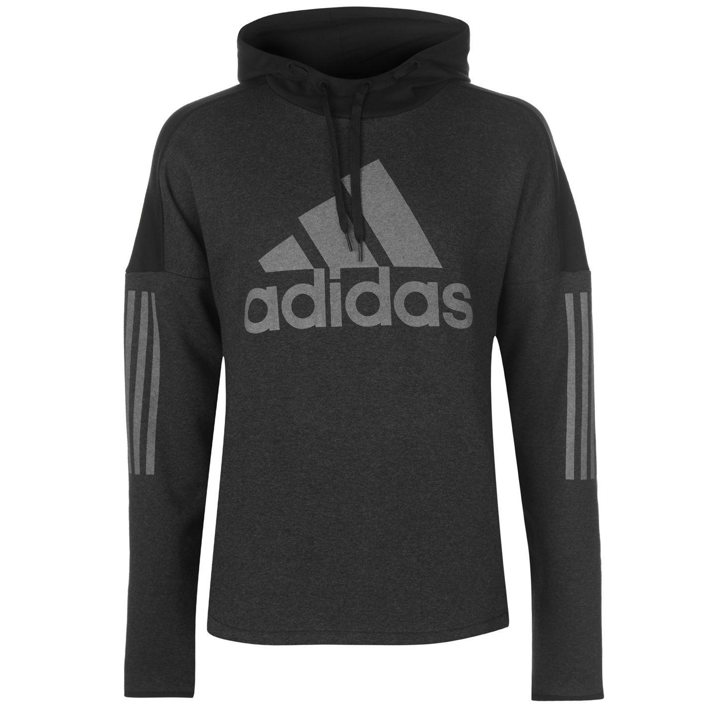 Details about adidas SID Logo Pullover Hoody Mens OTH Hoodie Sweatshirt Sweater Hooded Top