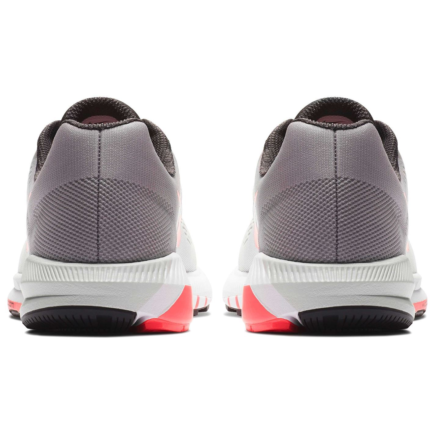 online retailer 66801 04930 ... Nike Air Zoom Structure 21 Running Shoes Womens Grey Pink Trainers  Sneakers ...