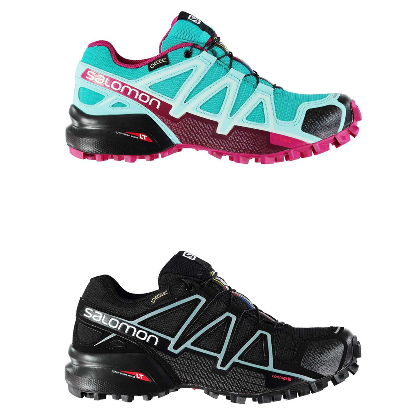 Wasserdichte Speedcross 3 Salomon Damen Fitness