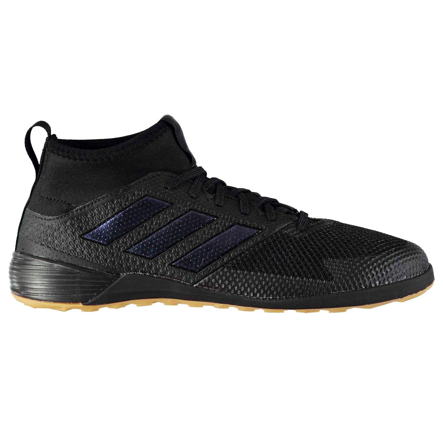 081a7e514 ... adidas Ace 17.3 Primemesh Indoor Football Trainers Mens Black Soccer  Shoes ...