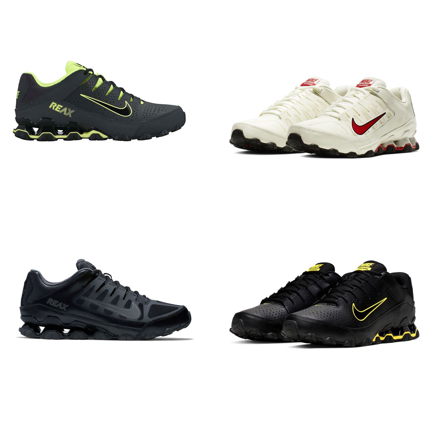 Nike Legend Trainer Textured Lace Up Sports Shoes