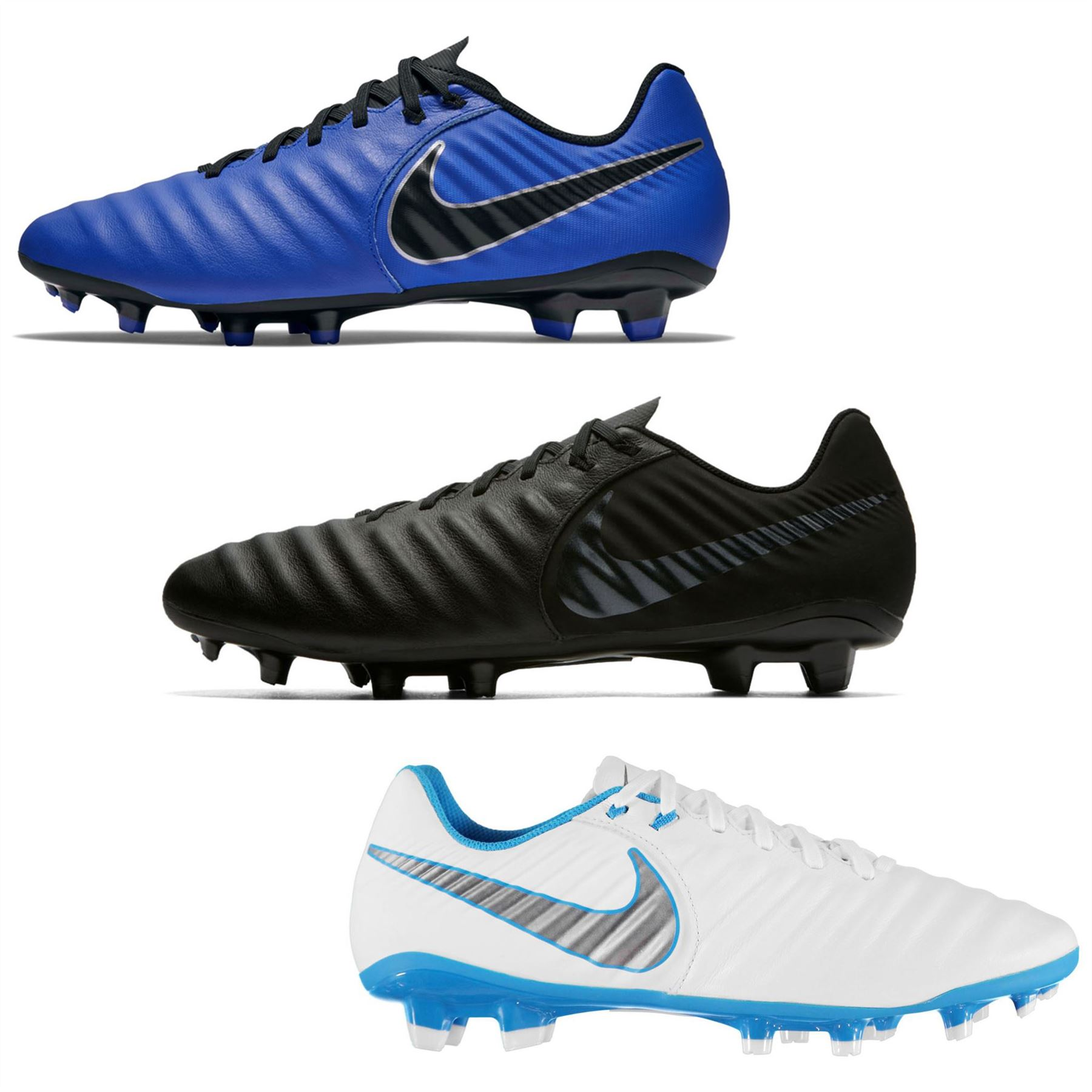 9f2d3596b764 ... Nike Tiempo Legend Academy FG Firm Ground Football Boots Mens Soccer  Shoe Cleats ...