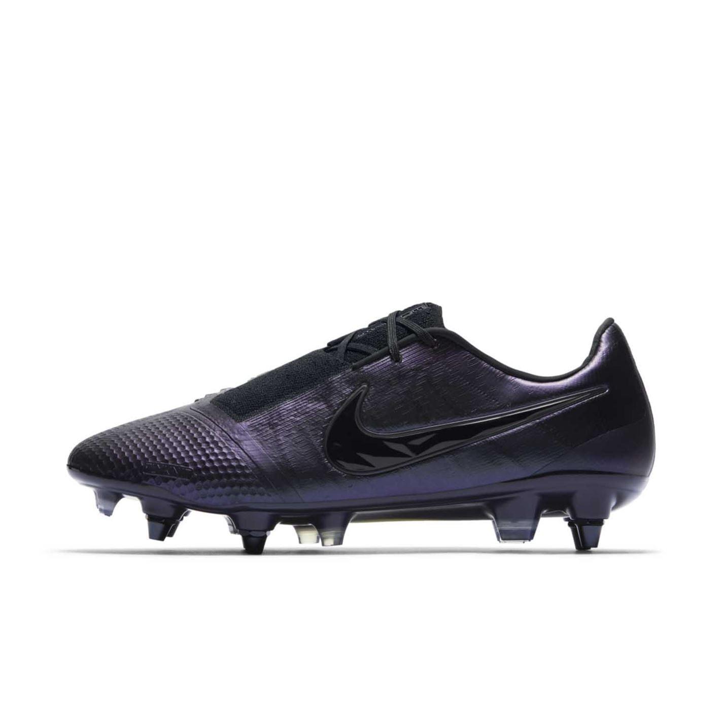 Nike-Phantom-Venom-Elite-Homme-SG-Terrain-Souple-Chaussures-De-Football-Chaussures-de-foot-crampons miniature 4