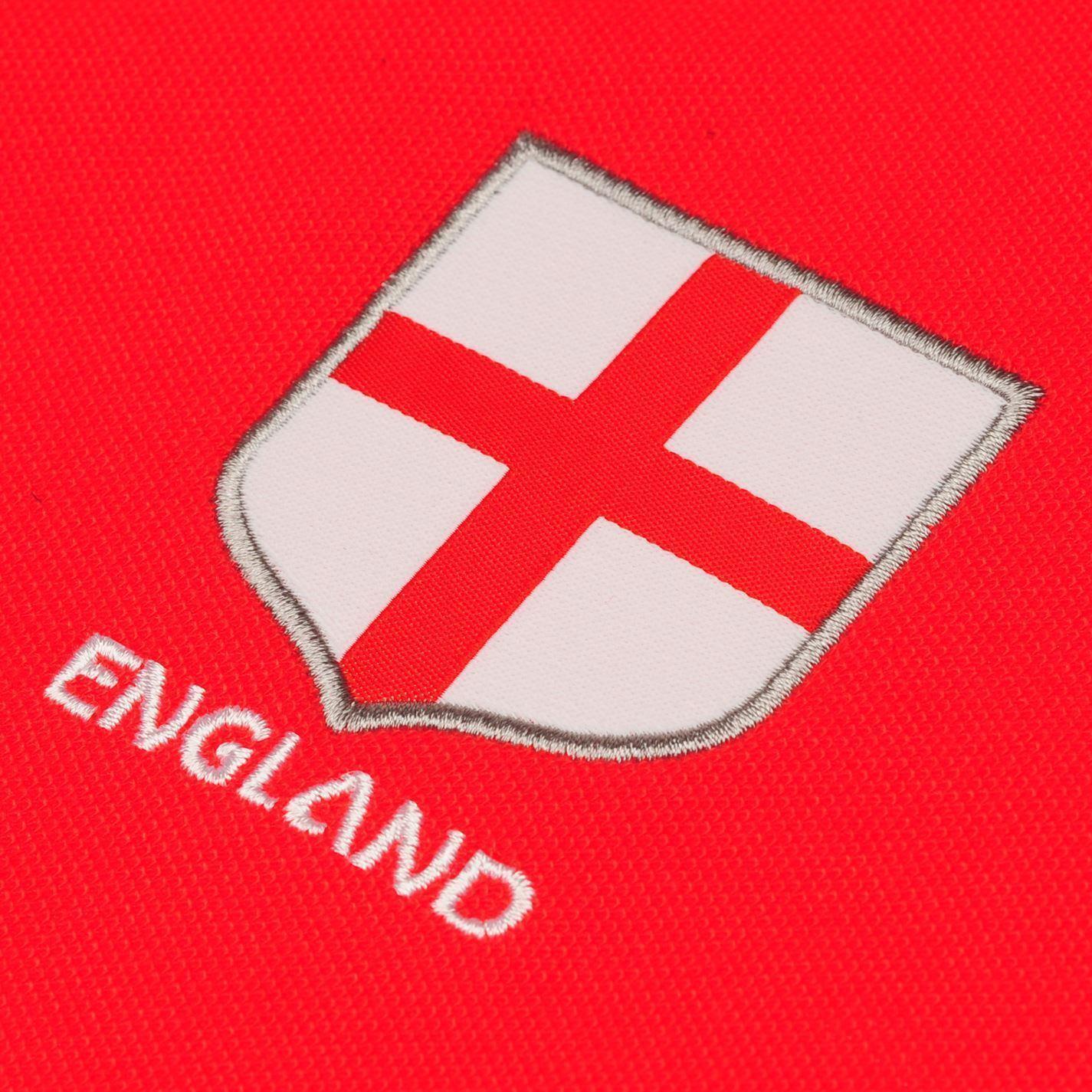 miniature 4 - FIFA Coupe du monde 2018 Angleterre Polo Shirt Homme Football Soccer Top T-Shirt Tee