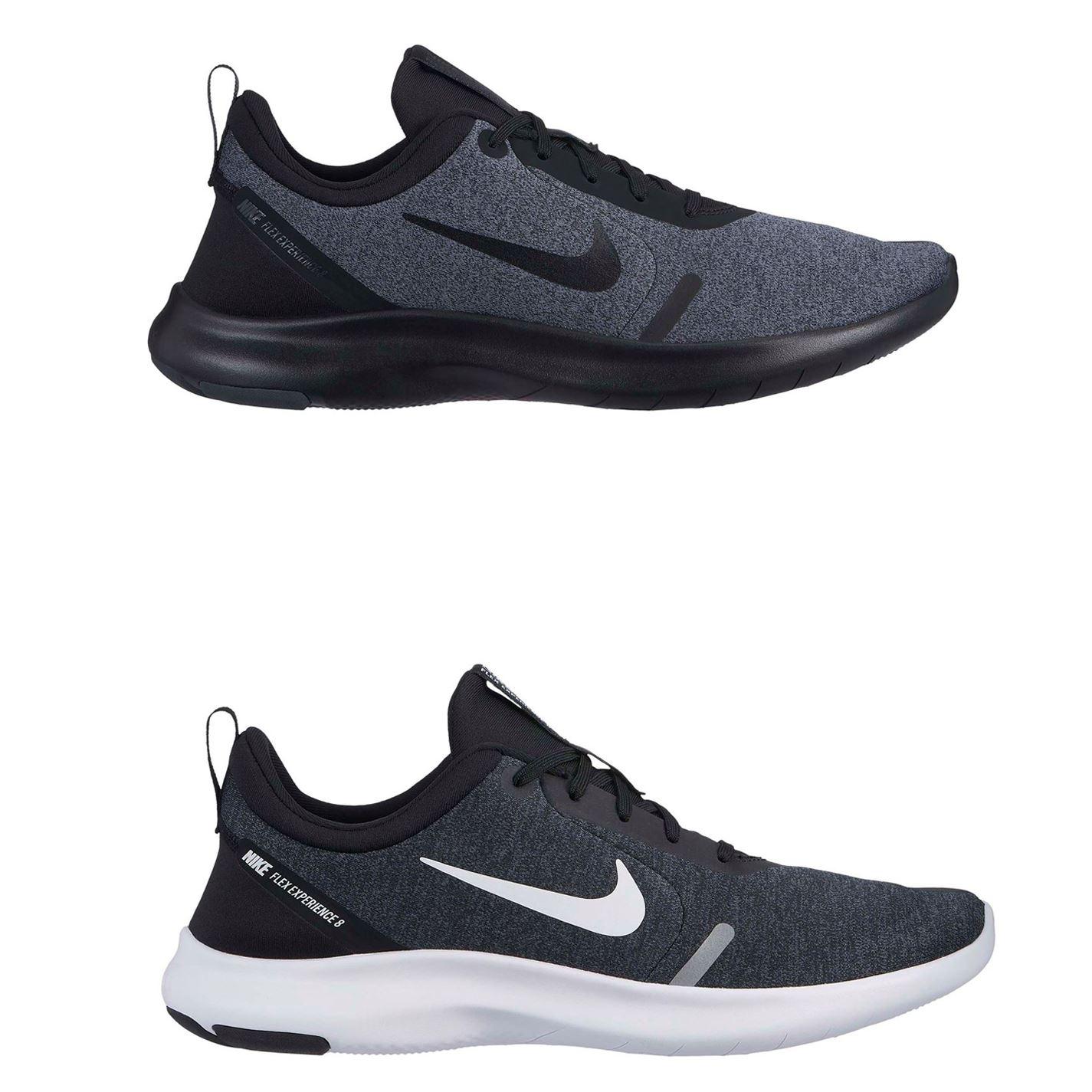 Dettagli su Nike Elastico Esperienza 8 Scarpe Sportive Uomo Corsa Calzature da Ginnastica