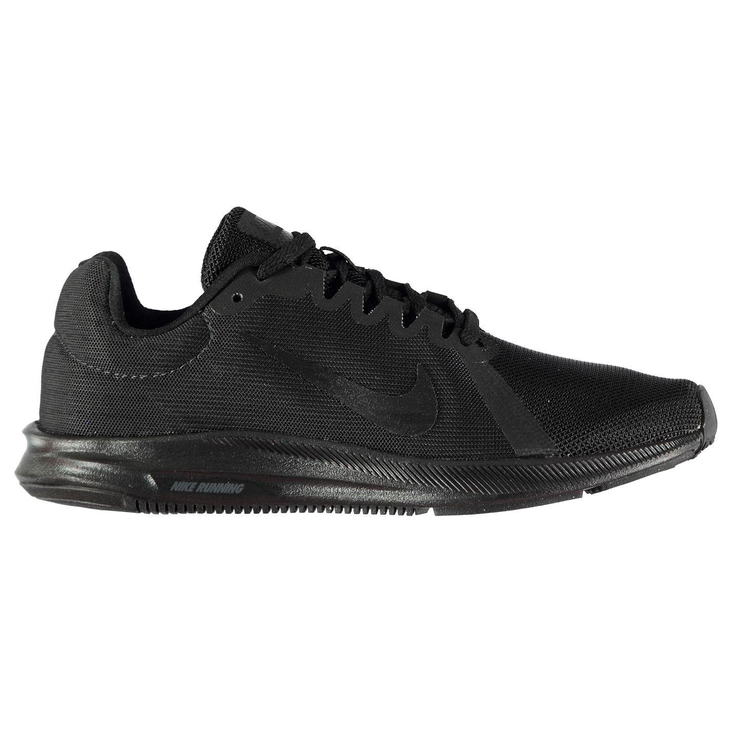 new product f4404 25b11 ... Nike Downshifter 8 zapatillas de deporte mujer negro correr zapatillas  zapatillas de Jogging ...