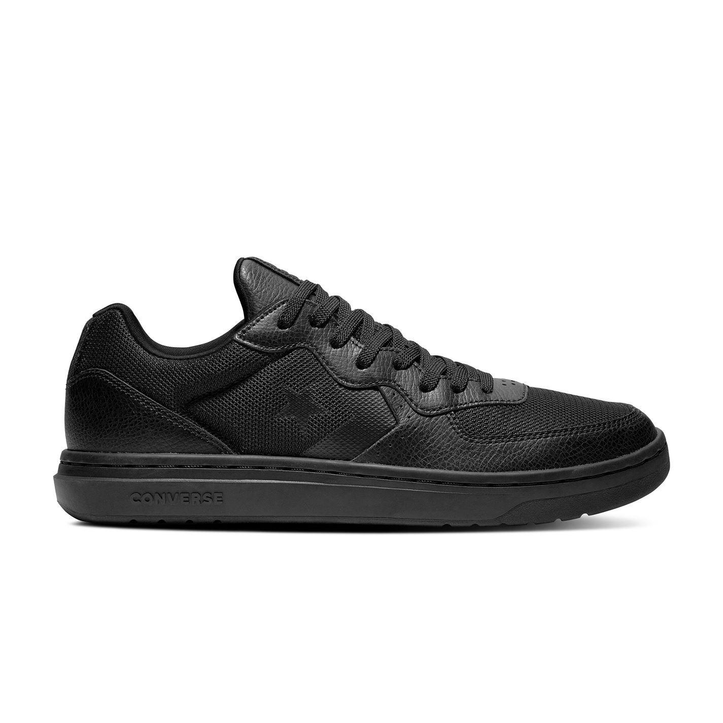 Converse-Rival-Baskets-Pour-Homme-Chaussures-De-Loisirs-Chaussures-Baskets miniature 3