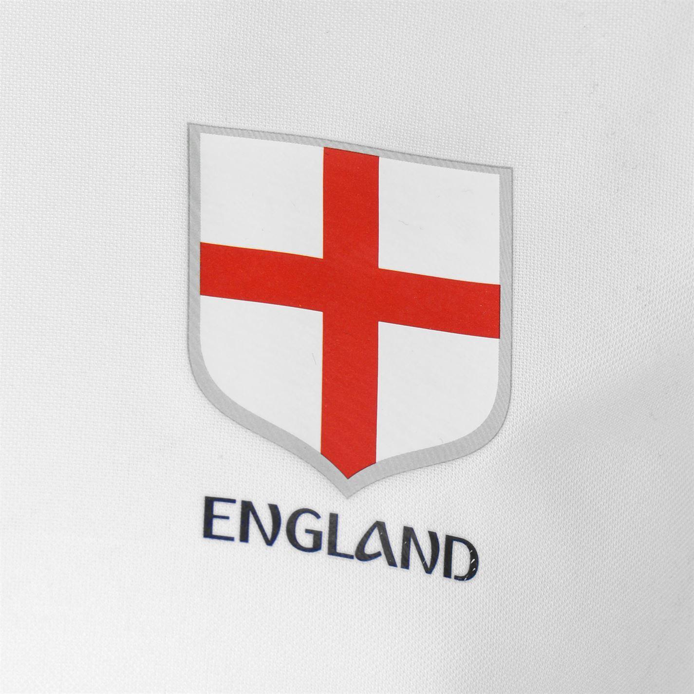miniature 9 - FIFA Coupe du monde 2018 Angleterre T-Shirt Homme Football Soccer tee shirt top