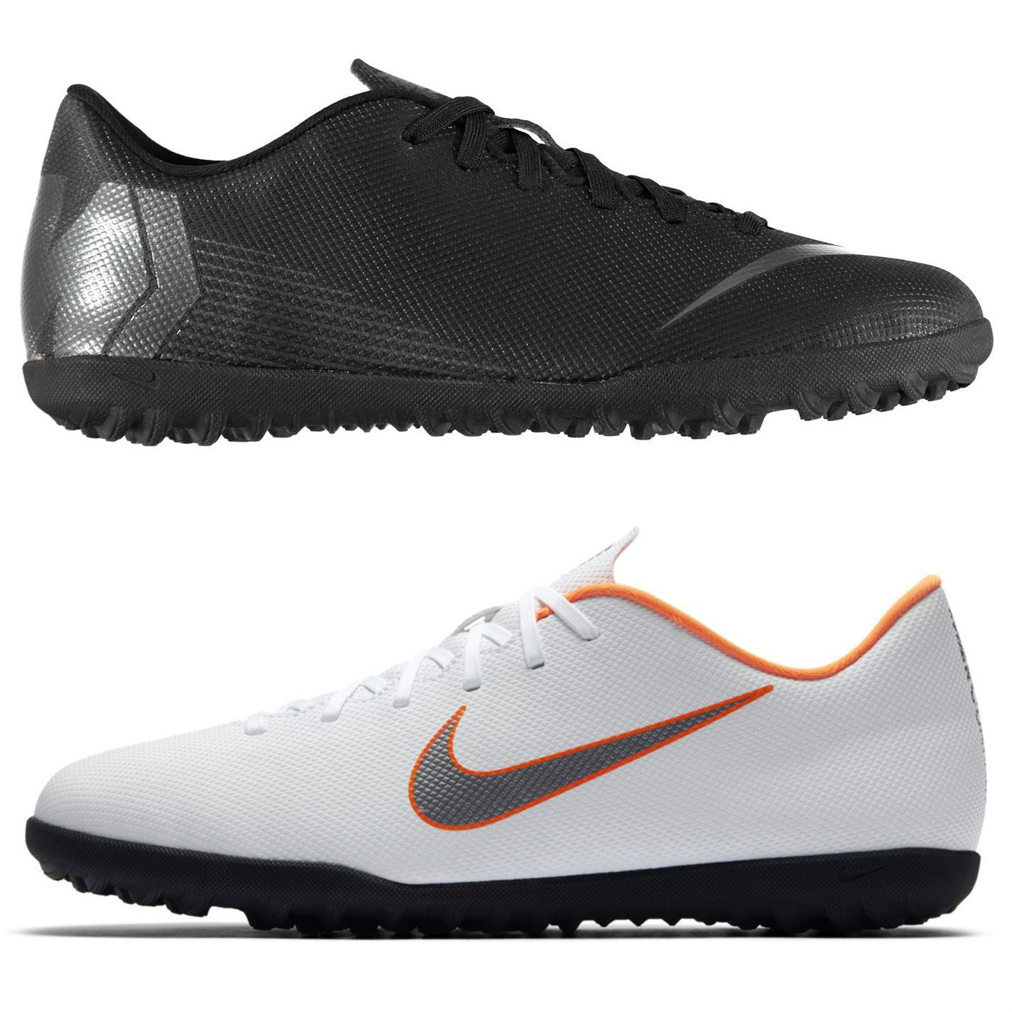 89e34f8a0fa ... Nike Mercurial Vapor Club Astro Turf Football Trainers Mens Soccer Shoe  Sneakers ...