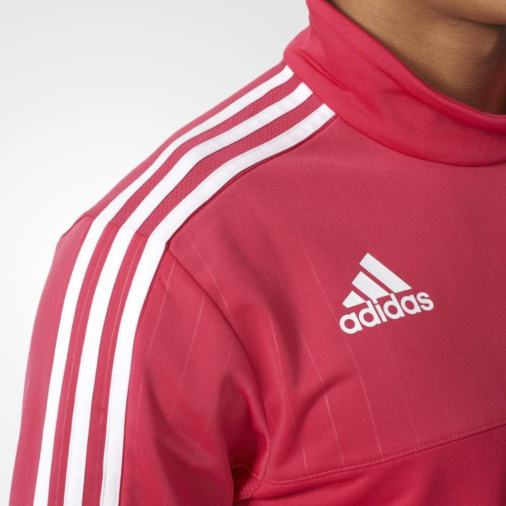 9334be1e1 ... adidas Juventus Training Sweatshirt Mens Pink Football Soccer Juve Top  Sweater
