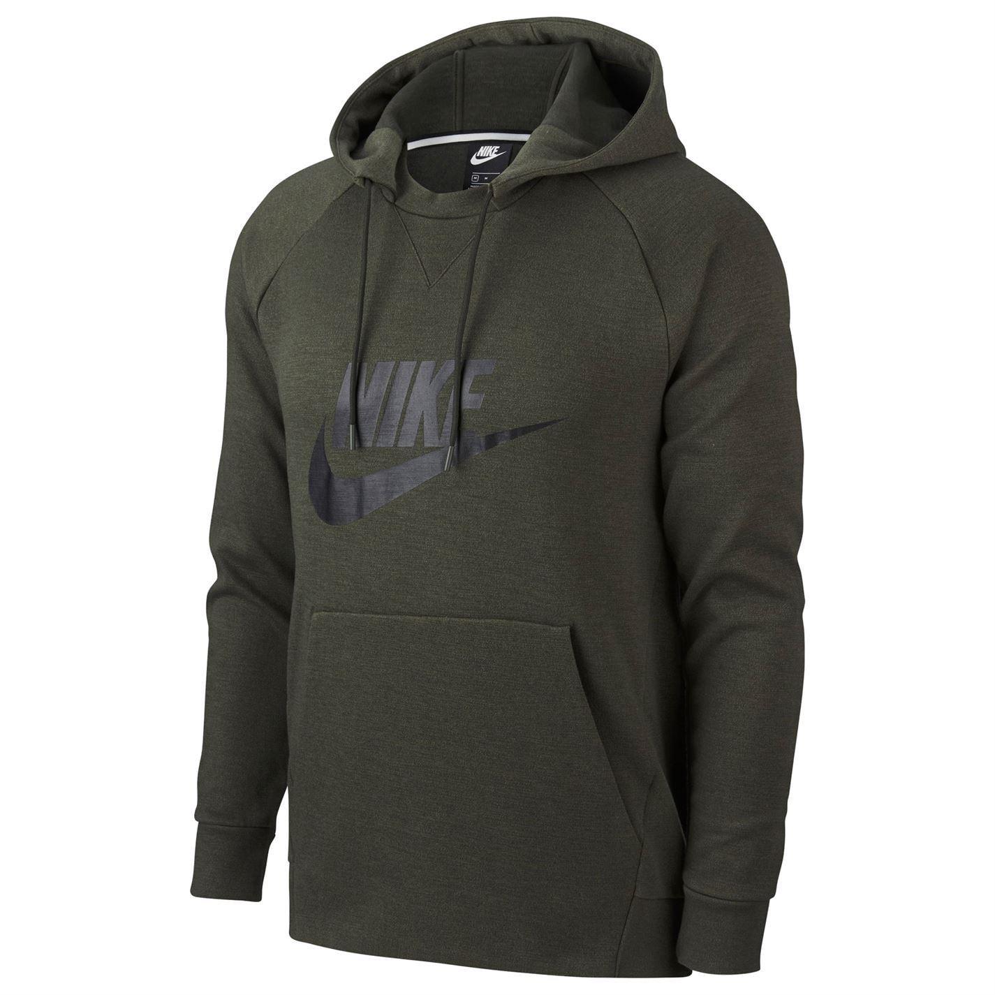 Nike Fleece Optic Full Zip Long Sleeve Hoodie