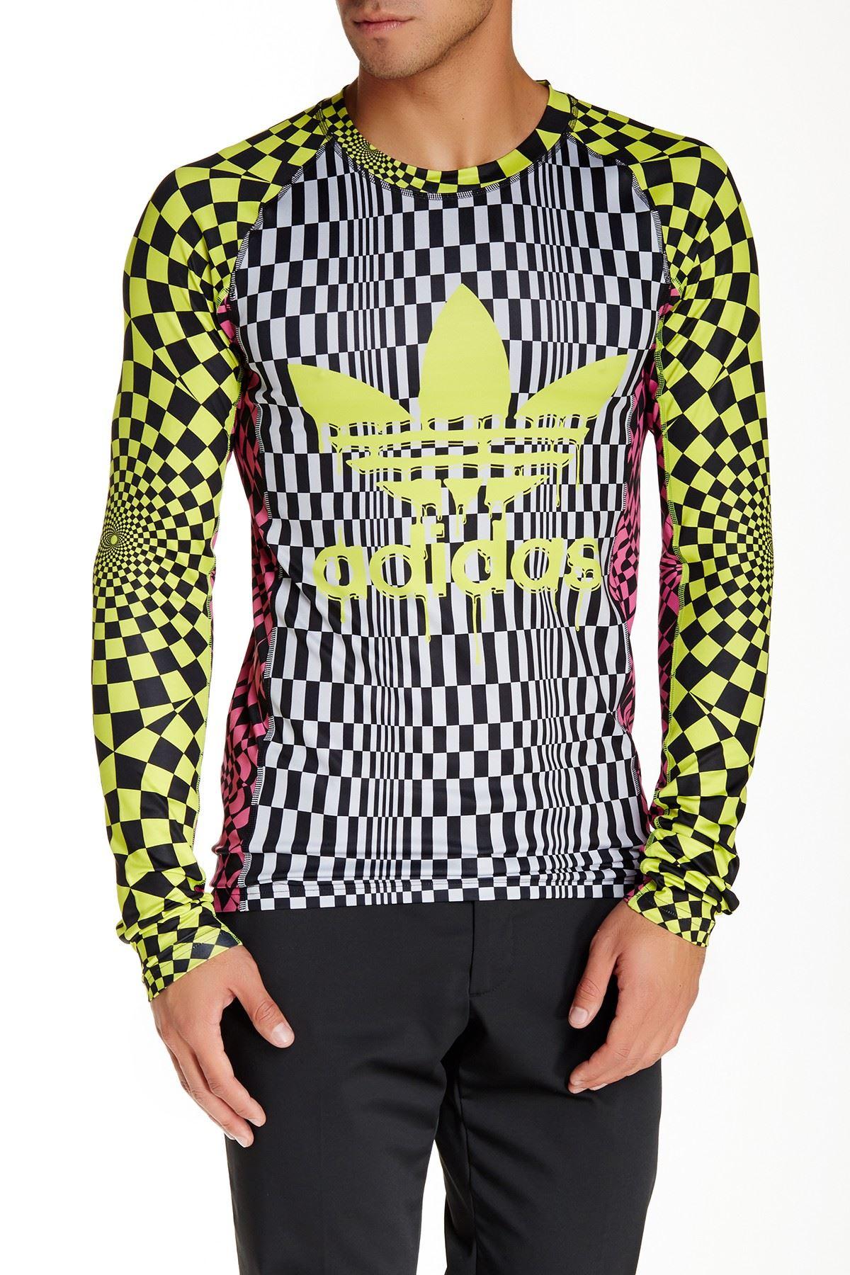 Adidas Jeremy 14979 Scott Opart camiseta de entrenamiento gimnasio para para hombre negro/ multi gimnasio 1d54324 - accademiadellescienzedellumbria.xyz