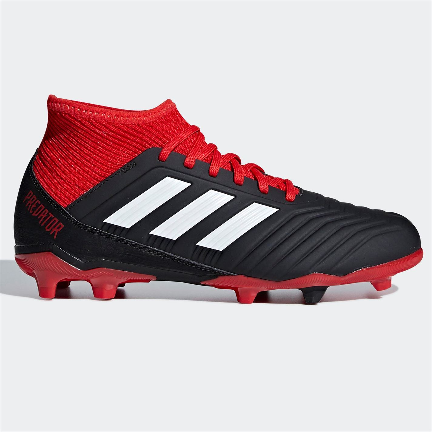 9415a260b84 ... adidas Predator 18.3 FG Firm Ground Football Boots Childs Soccer Shoes  Cleats