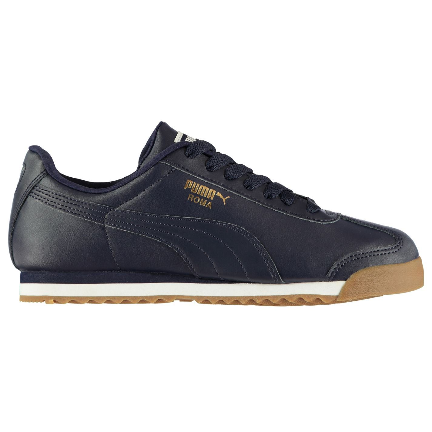 Puma-Roma-Basic-Trainers-Mens-Athleisure-Footwear-Shoes-Sneakers thumbnail 14