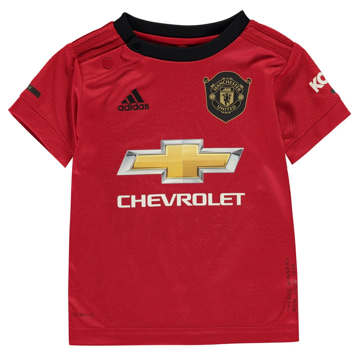 adidas | Manchester United Home Baby Kit 2019 2020 | MUFC
