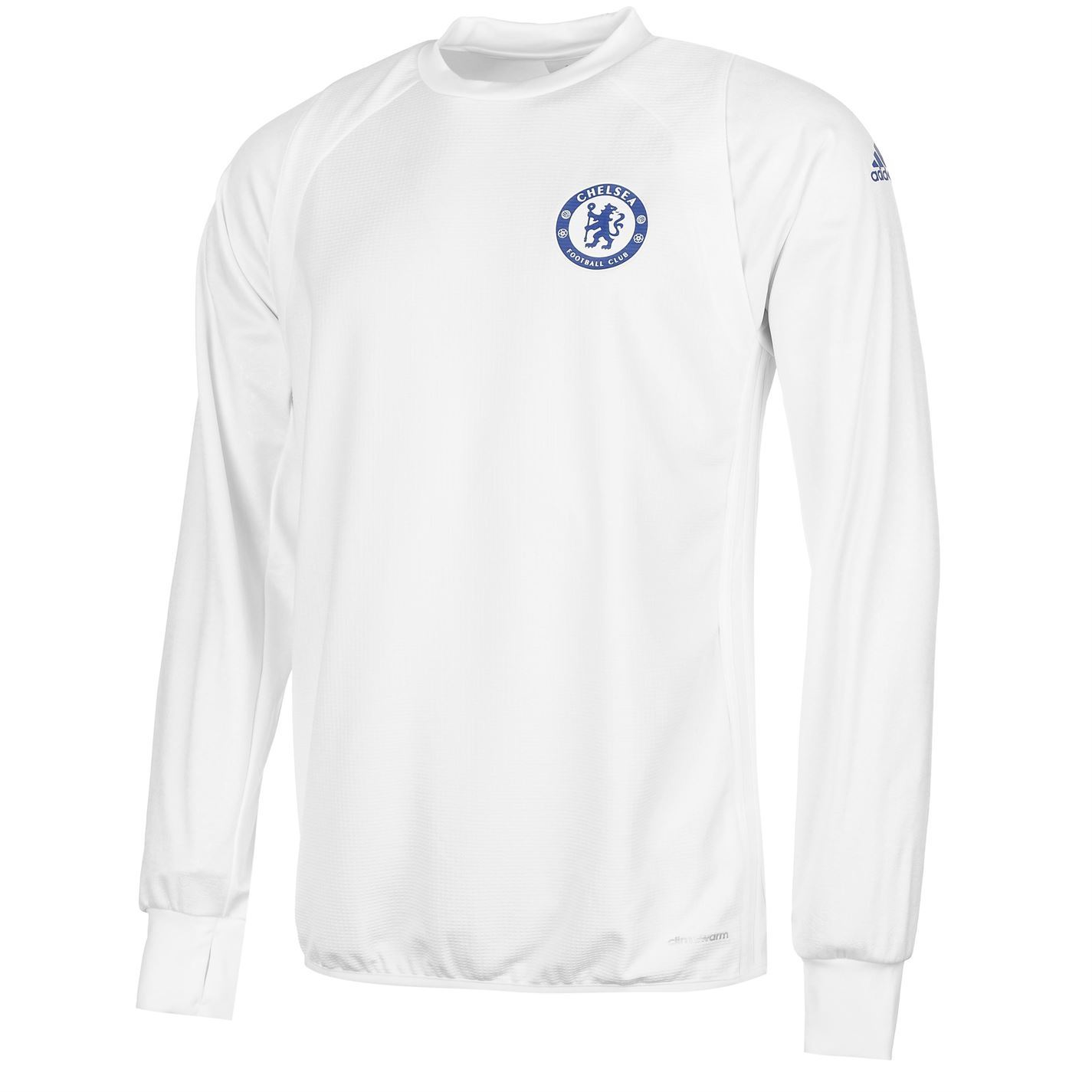 About Shirt Training Adidas Sweater Mens Chelsea Top Soccer Football Details White Sweatshirt wPkXZiOuT