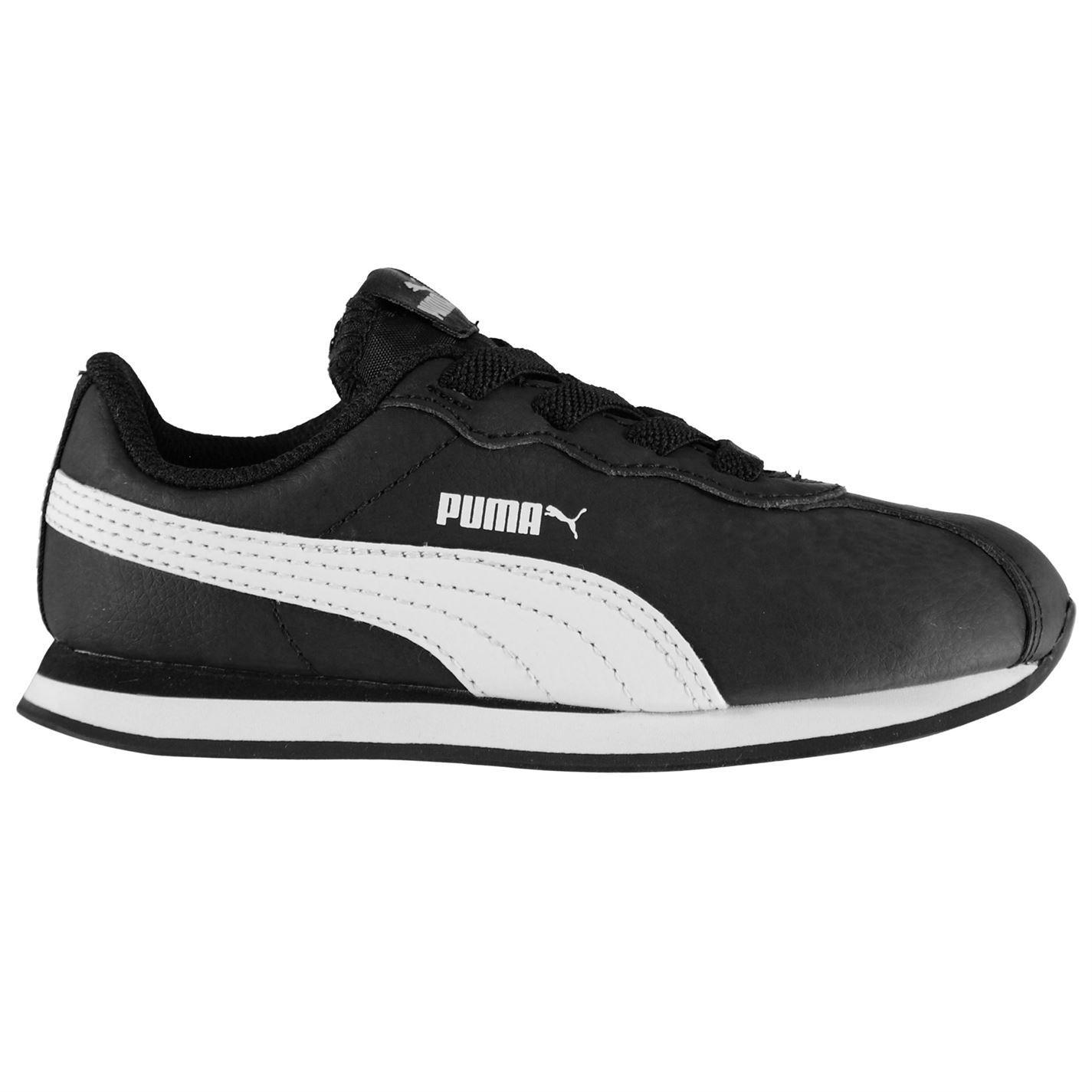 Detalles de Puma Turín II Zapatillas Bebés Niños Chicos Zapatos Tenis Calzado ver título original
