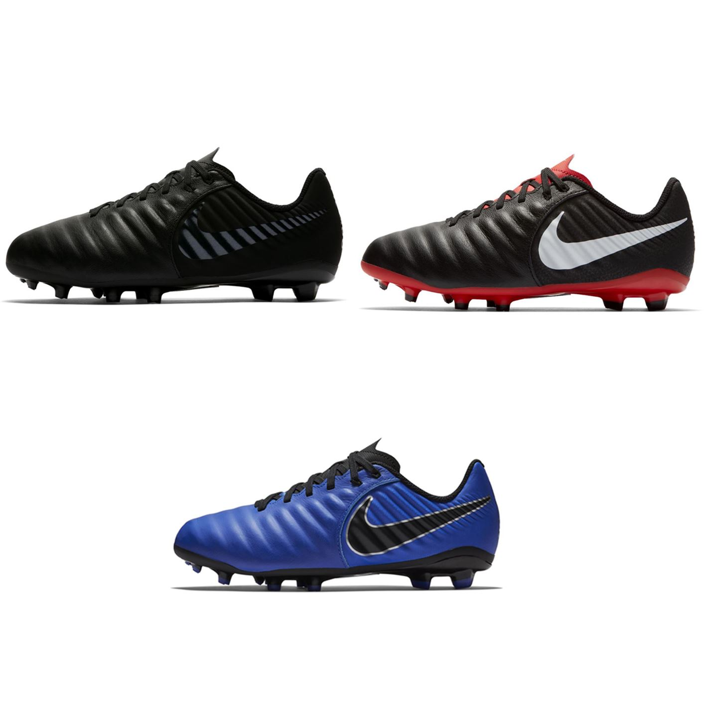 a01f27177760 ... Nike Tiempo Legend Academy FG Firm Ground Football Boots Juniors Soccer  Cleats ...