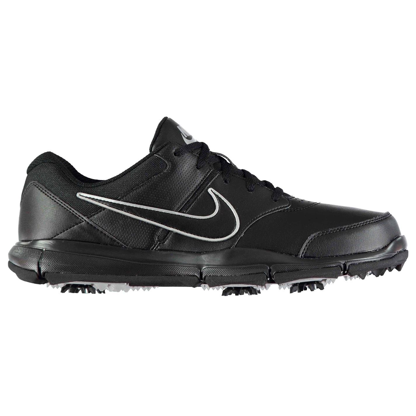 Nike-Durasport-4-Spiked-Golf-Shoes-Mens-Spikes-Footwear thumbnail 4